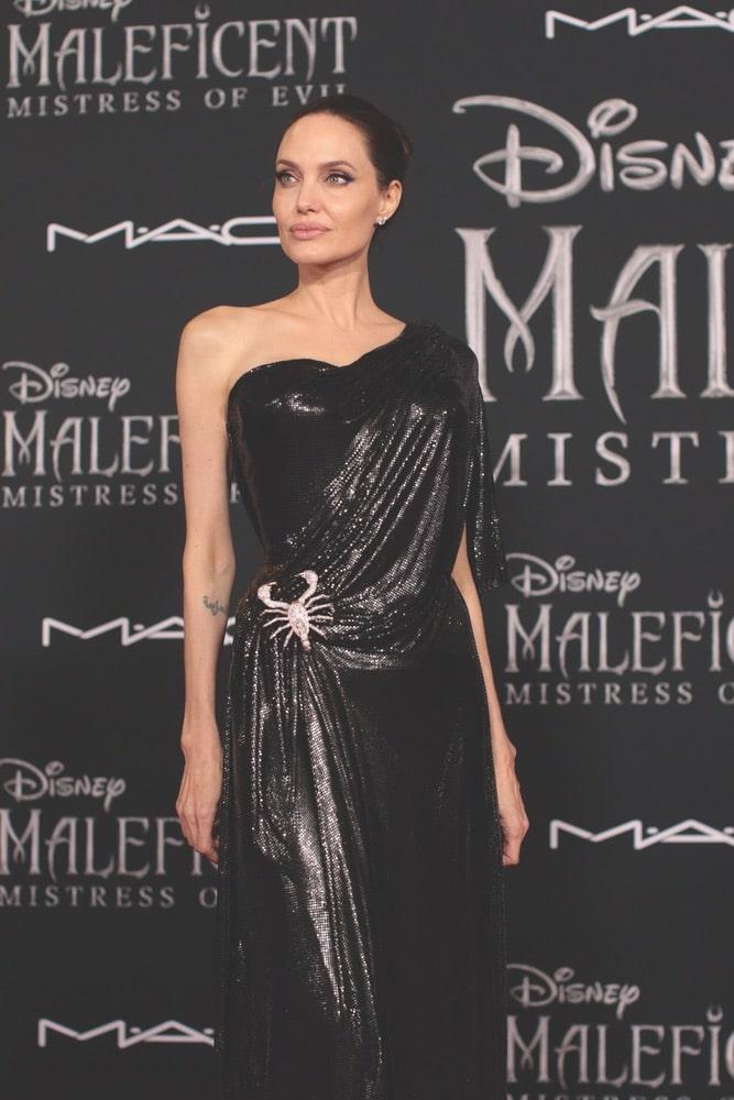 Angelina Jolie, Getty Images, Disney, Maleficent: Mistress of Evil LA Premiere