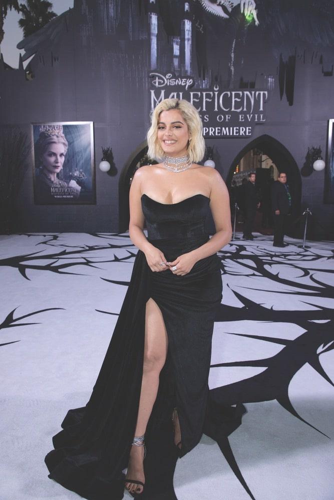 Bebe Rexha, Getty Images, Disney, Maleficent: Mistress of Evil LA Premiere
