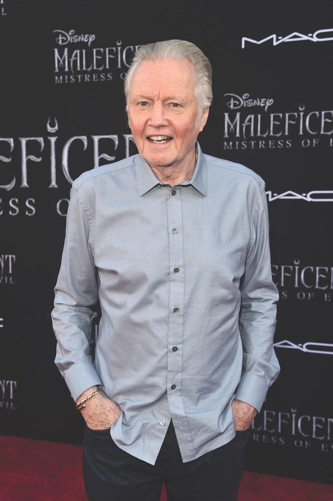 Jon Voight, Getty Images, Disney, Maleficent: Mistress of Evil LA Premiere