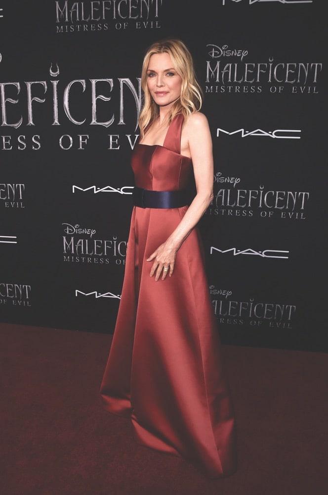 Michelle Pfeiffer, Getty Images, Disney, Maleficent: Mistress of Evil LA Premiere