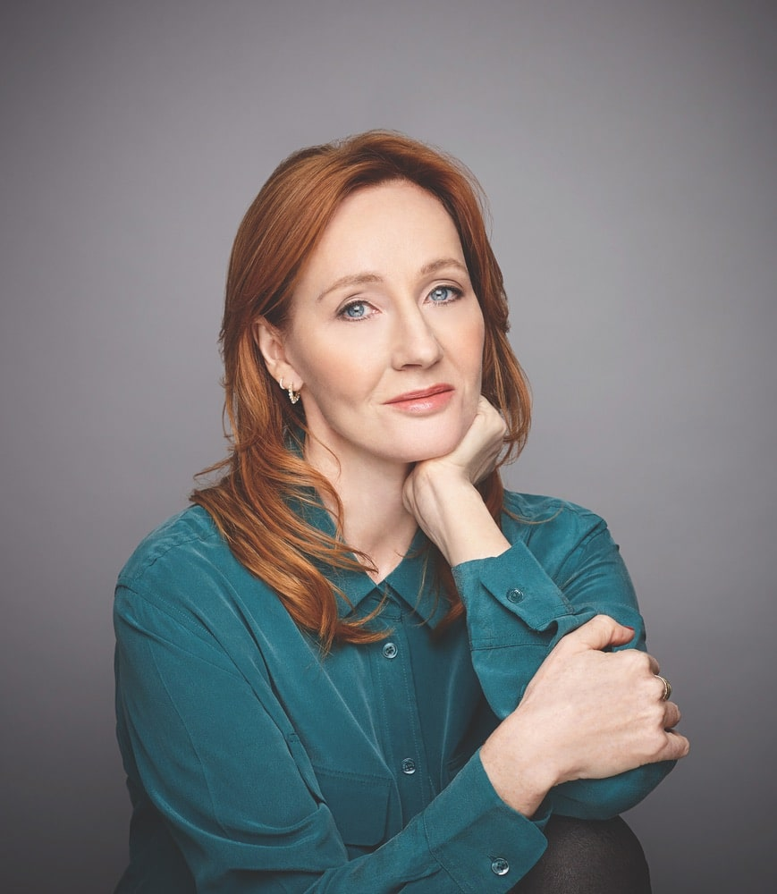 Author J. K. Rowling founded the Anne Rowling Regenerative Neurology Clinic in honor of her mother, who died from complications related to MS.