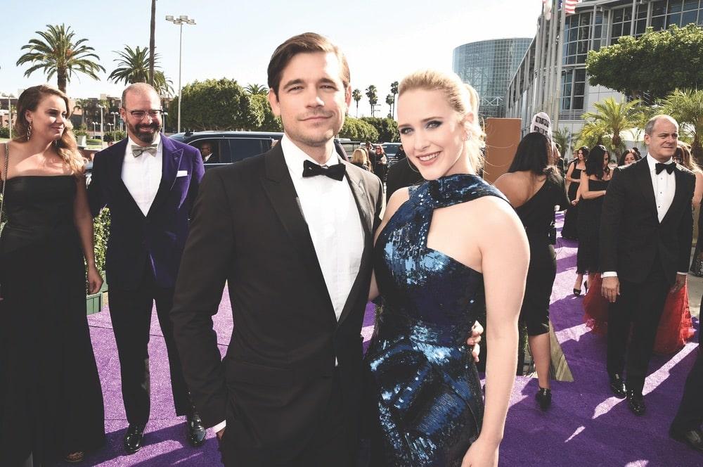 Jason Ralph, Rachel Brosnahan, Seventy-First Primetime Emmy Awards
