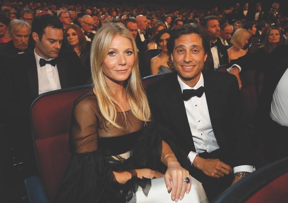 Gwyneth Paltrow, Brad Falchuk, Seventy-First Primetime Emmy Awards