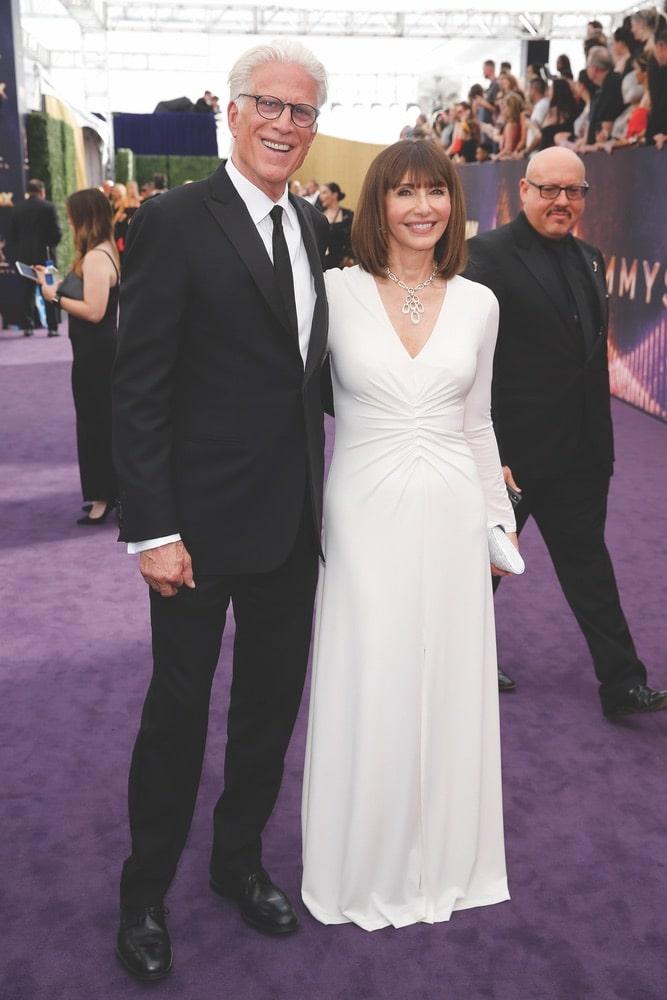 Ted Danson, Mary Steenburgen, Seventy-First Primetime Emmy Awards