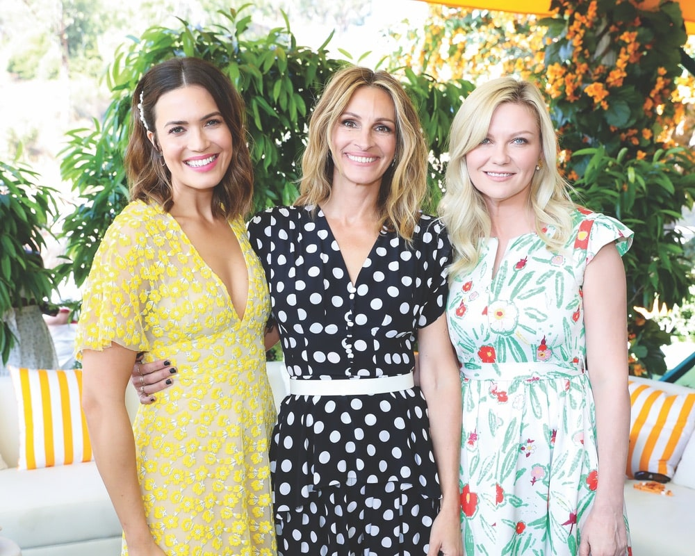 Mandy Moore, Julia Roberts, Kirsten Dunst, Tenth Annual Veuve Clicquot Polo Classic Los Angeles