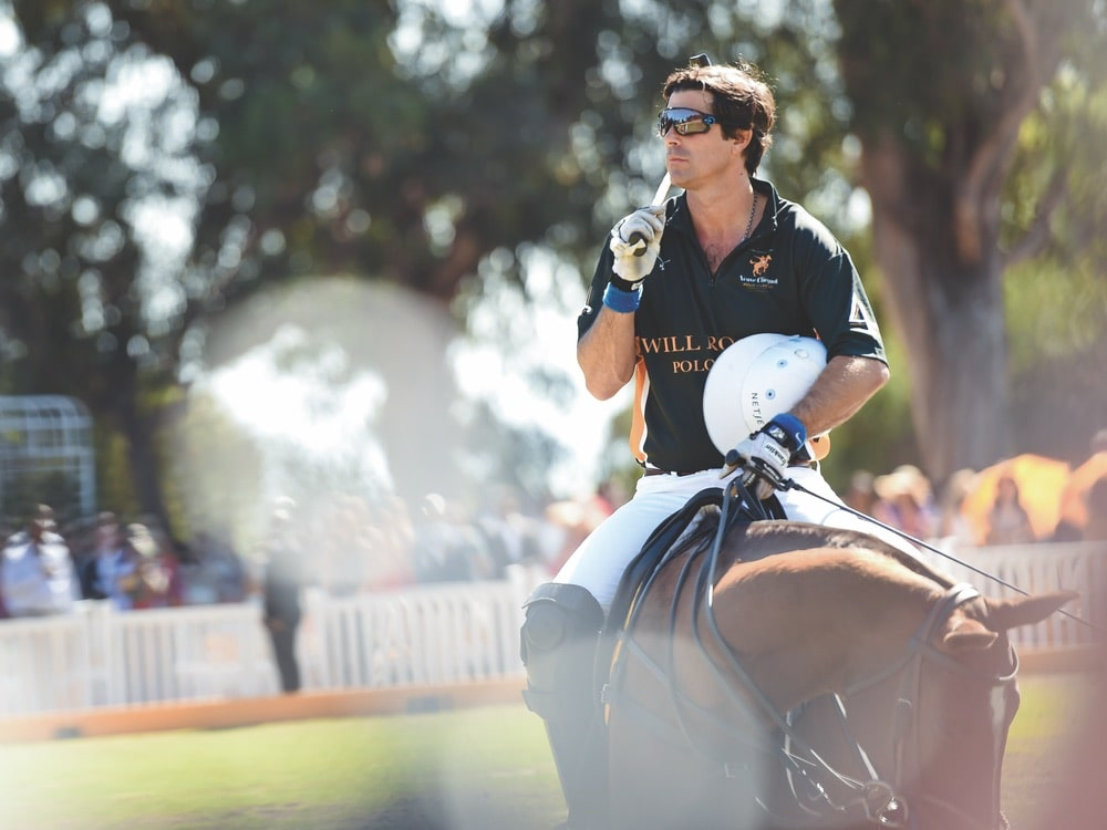 Nacho Figueras, Tenth Annual Veuve Clicquot Polo Classic Los Angeles