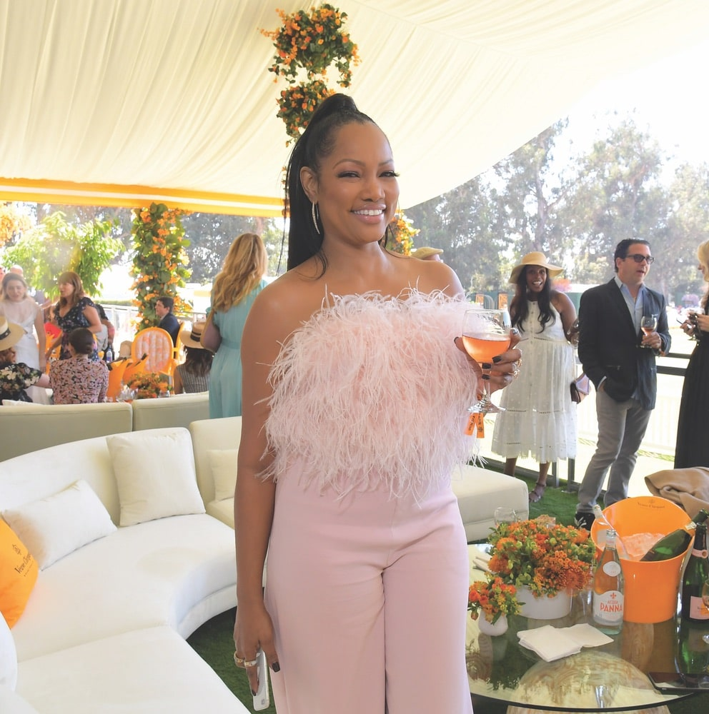 Garcelle Beauvais, Tenth Annual Veuve Clicquot Polo Classic Los Angeles