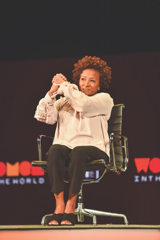 Wanda Sykes, Tina Brown, Tina Brown Live Media, Women in the World