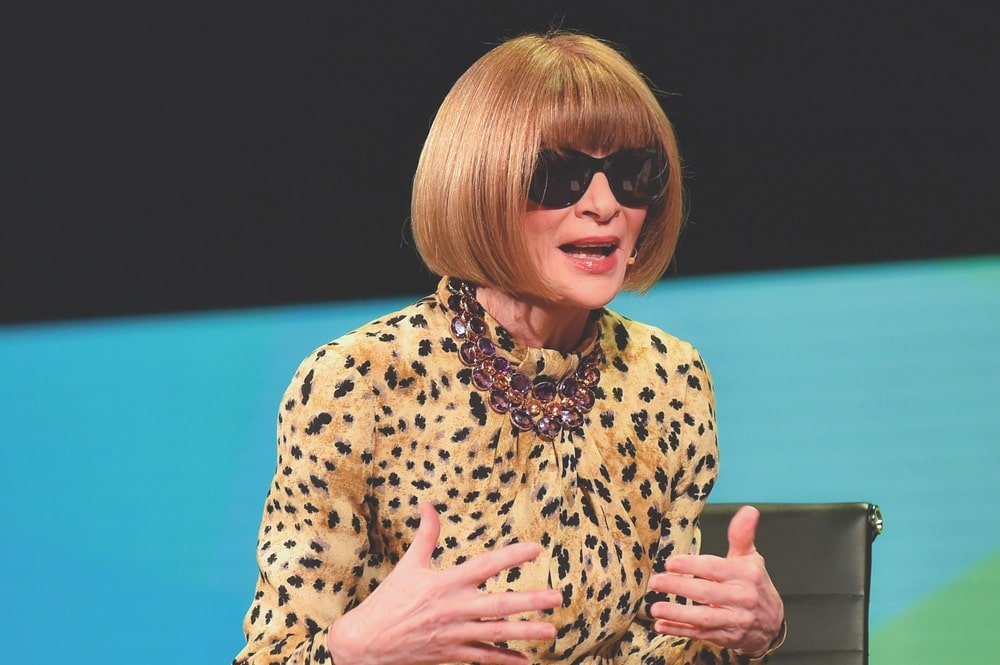 Anna Wintour, Tina Brown, Women in the World, Tina Brown Live Media
