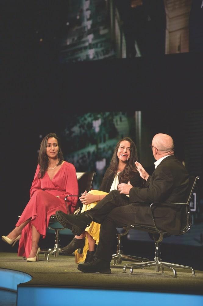 Manal al-Sharif, Safa al-Ahmad, Tina Brown, Tina Brown Live Media, Women in the World
