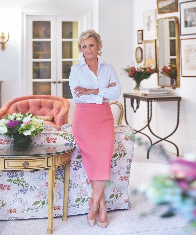 Tina Brown, Women in the World, The Jewel, Mazza Company, Christian Louboutin