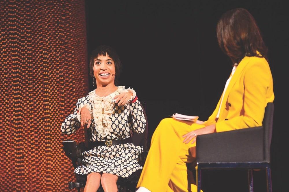 Jillian Mercado, Tina Brown, Tina Brown Live Media, Women in the World