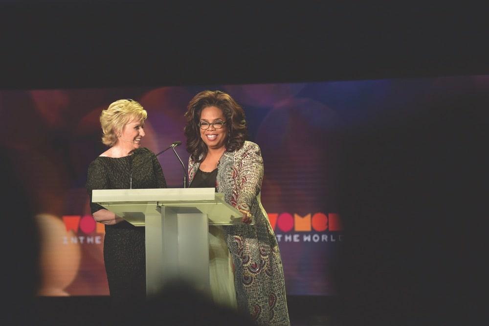 Tina Brown, Tina Brown Live Media, Women in the World, Oprah, Oprah Winfrey