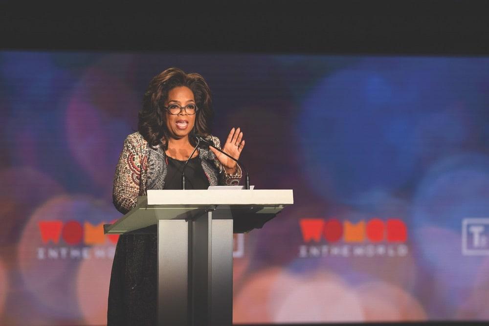 Oprah Winfrey, Oprah, Tina Brown, Tina Brown Live Media, Women in the World