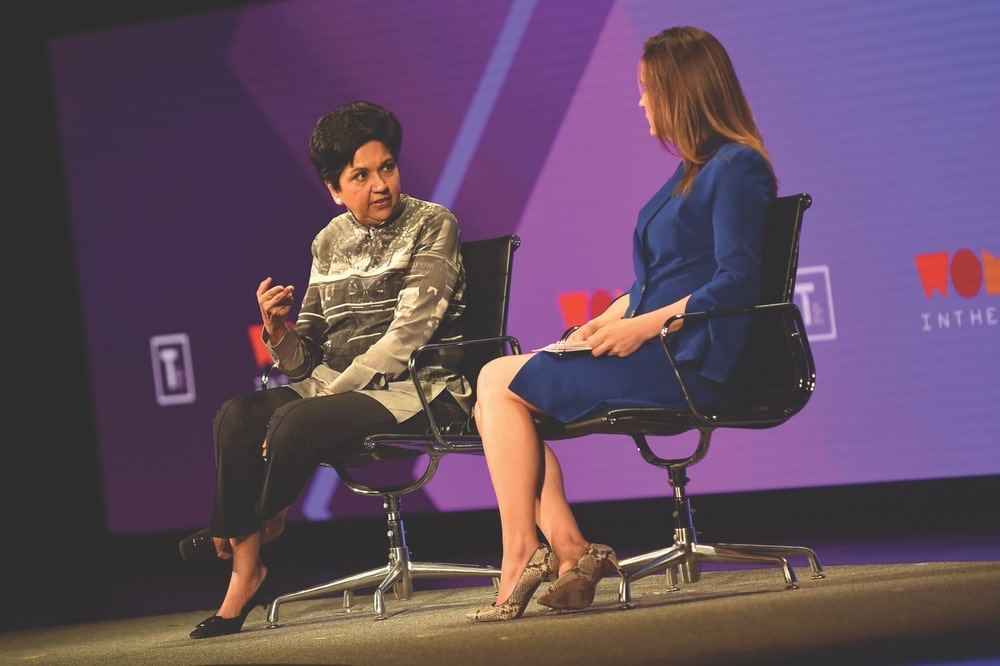 Indra Nooyi, Margaret Brennan, Tina Brown, Tina Brown Live Media, Women in the World