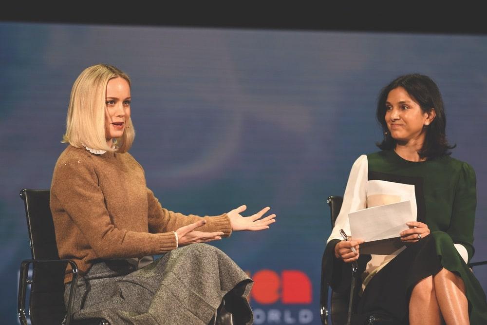 Tina Brown, Tina Brown Live Media, Women in the World, Brie Larsen, Radhika Jones