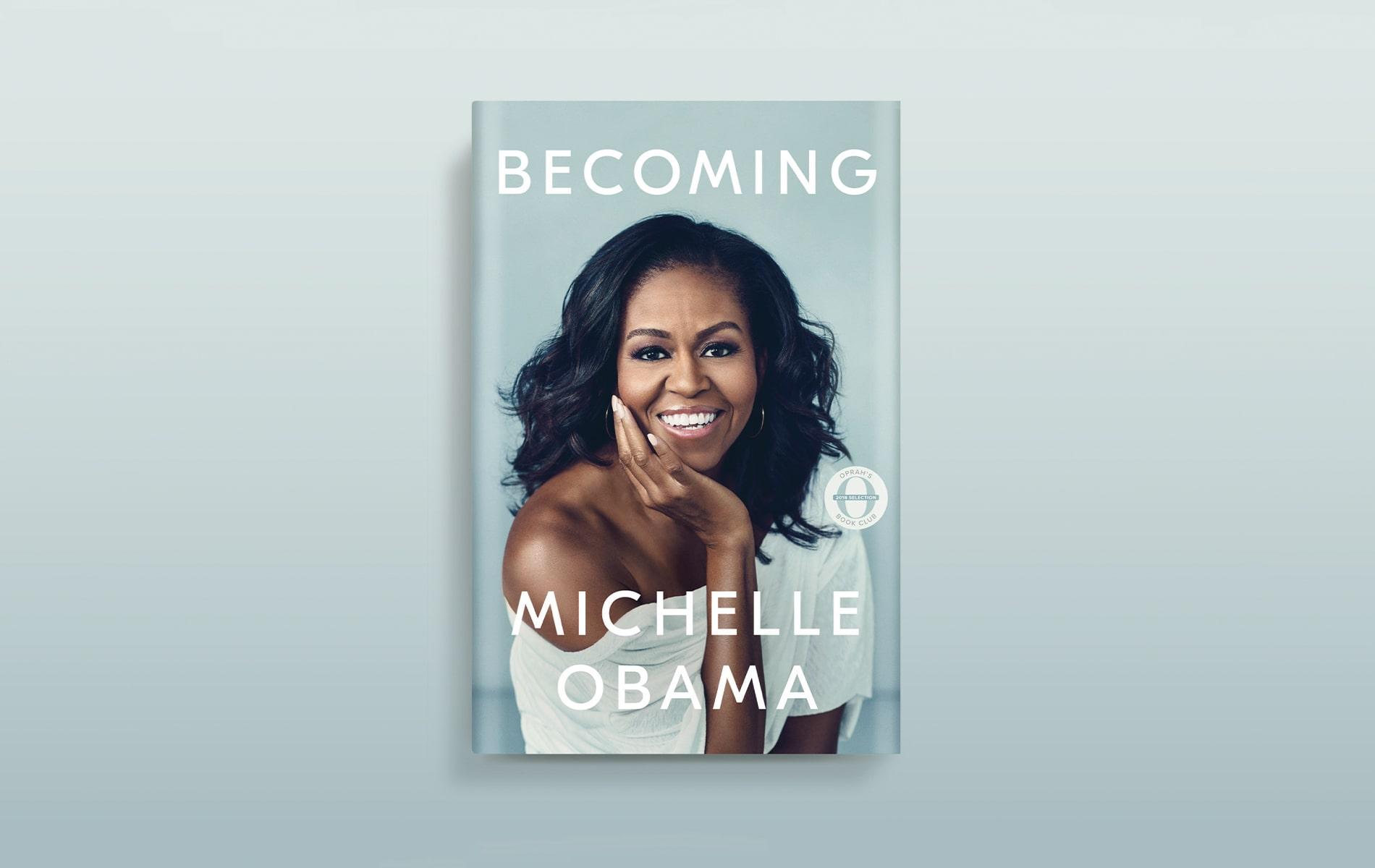 VIE Book Club Department Page VIE Magazine December 2019 Women's Issue, Michelle Obama