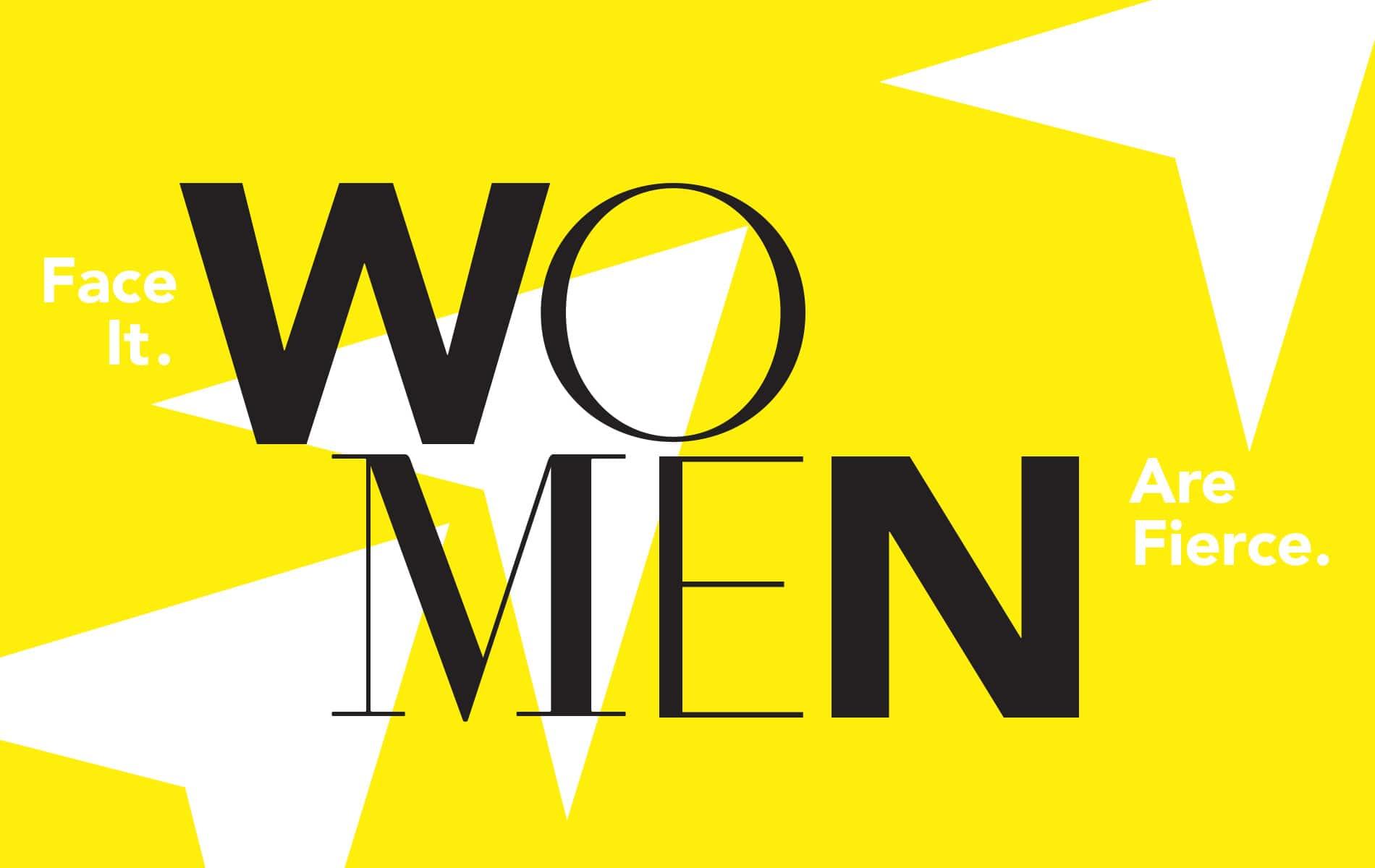 VIE Magazine Women Are Fierce, Women's Issue, Women's Book Reviews