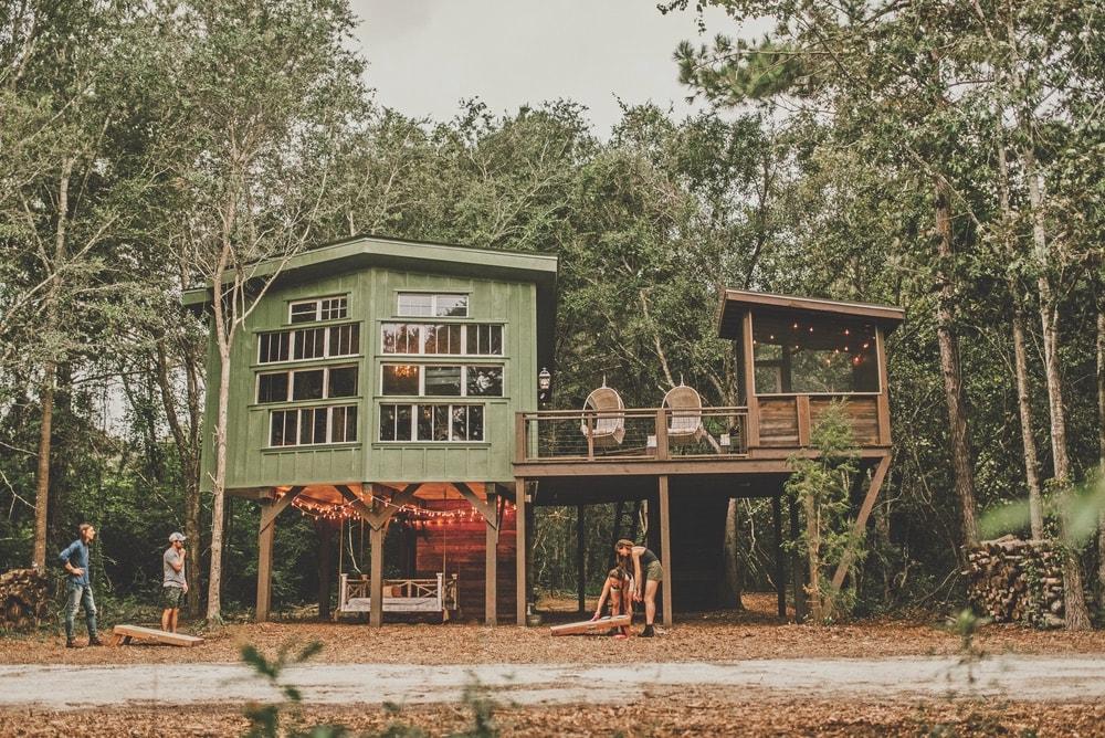 Seth Bolt, Tori Bolt, Bolt Farm Treehouse