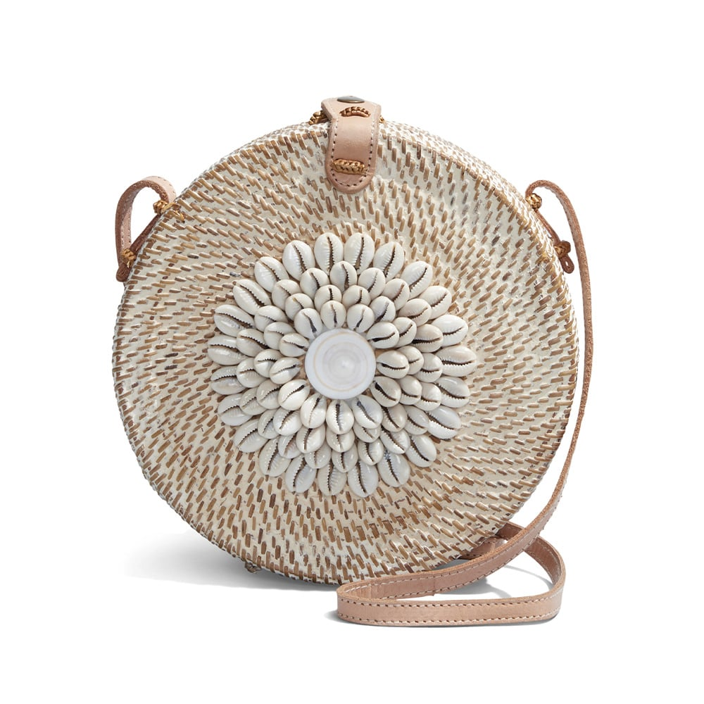 Cowrie Cluster Handbag, Grand Boulevard, Howard Group, Tommy Bahama