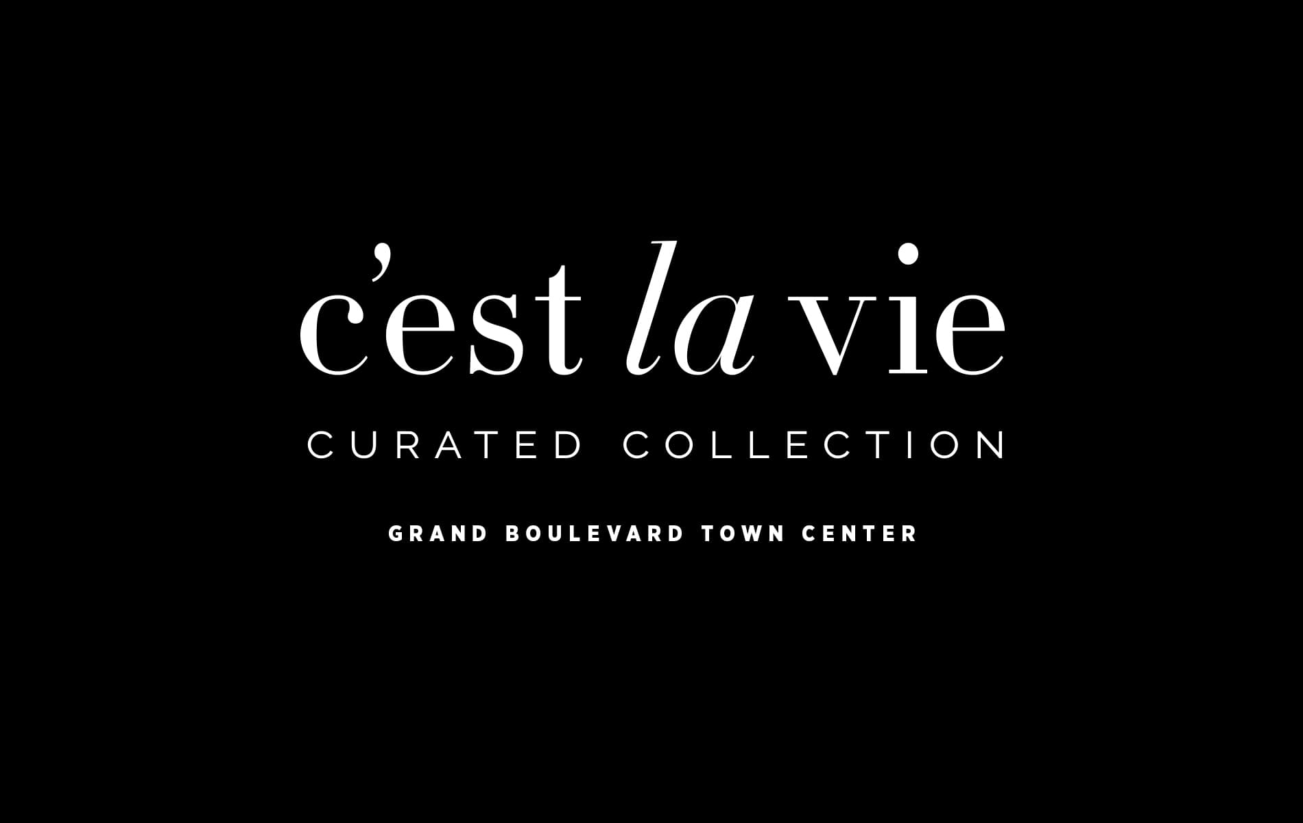 VIE Magazine C'est la VIE Curated Collection, Grand Boulevard Town Center