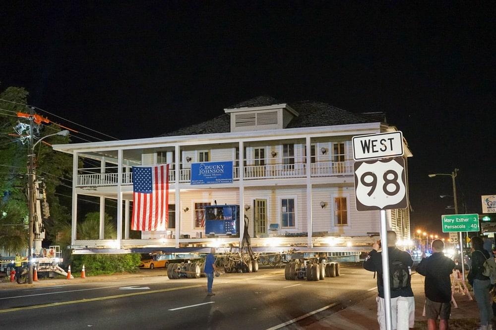 Downtown Fort Walton Beach Florida