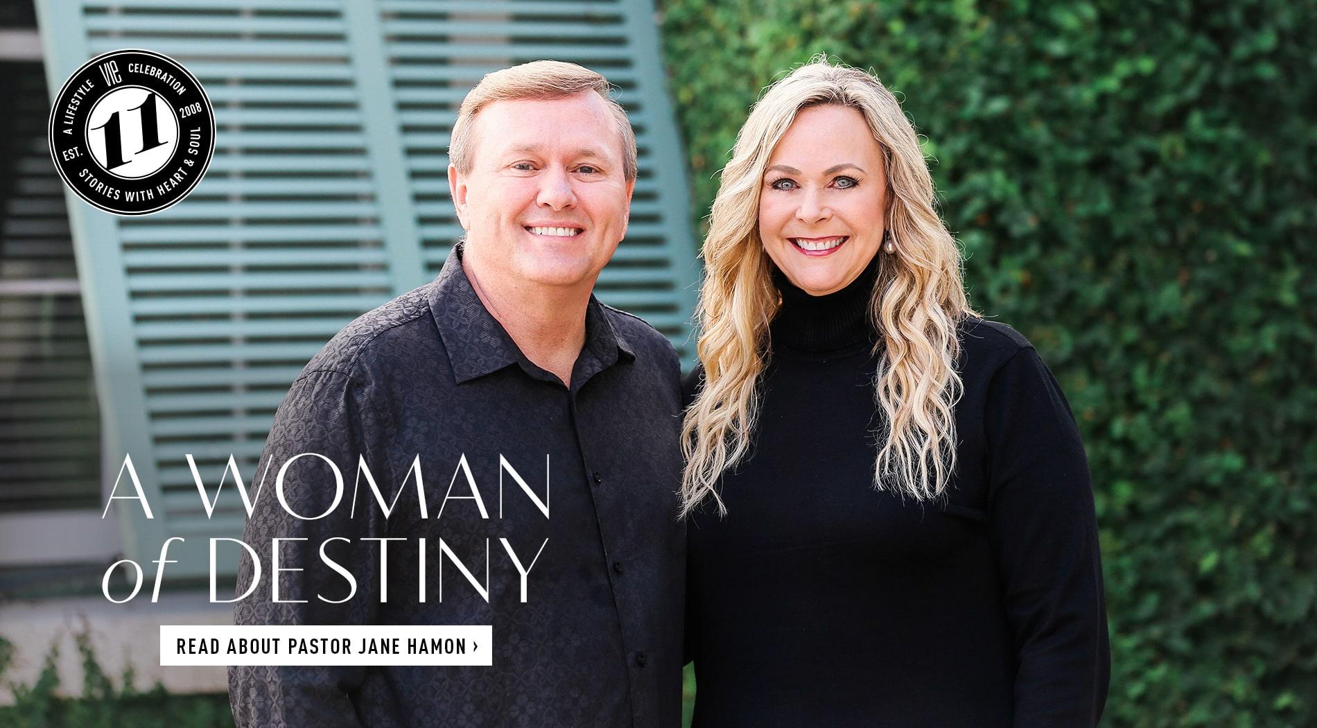VIE Magazine - Women's Issue - December 2019 - Pastor Jane Hamon