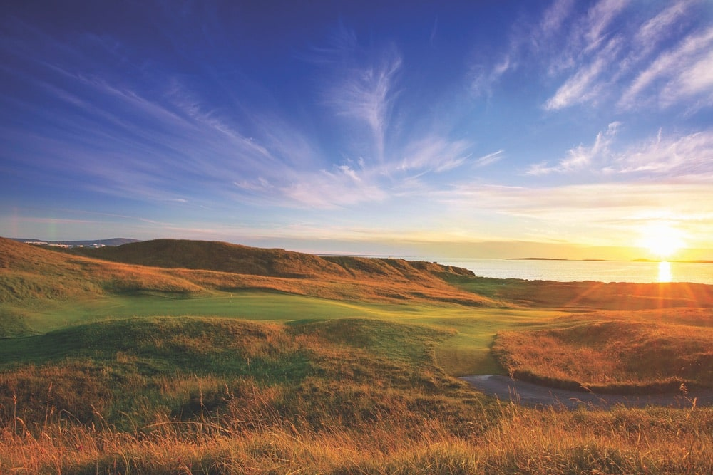 County Sligo Golf Club, Ireland Golf, Golfscape, Golfscape