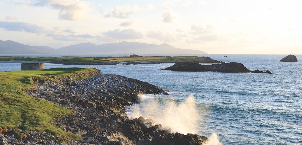 Tralee Golf Club, Ireland Golf, Golfscape