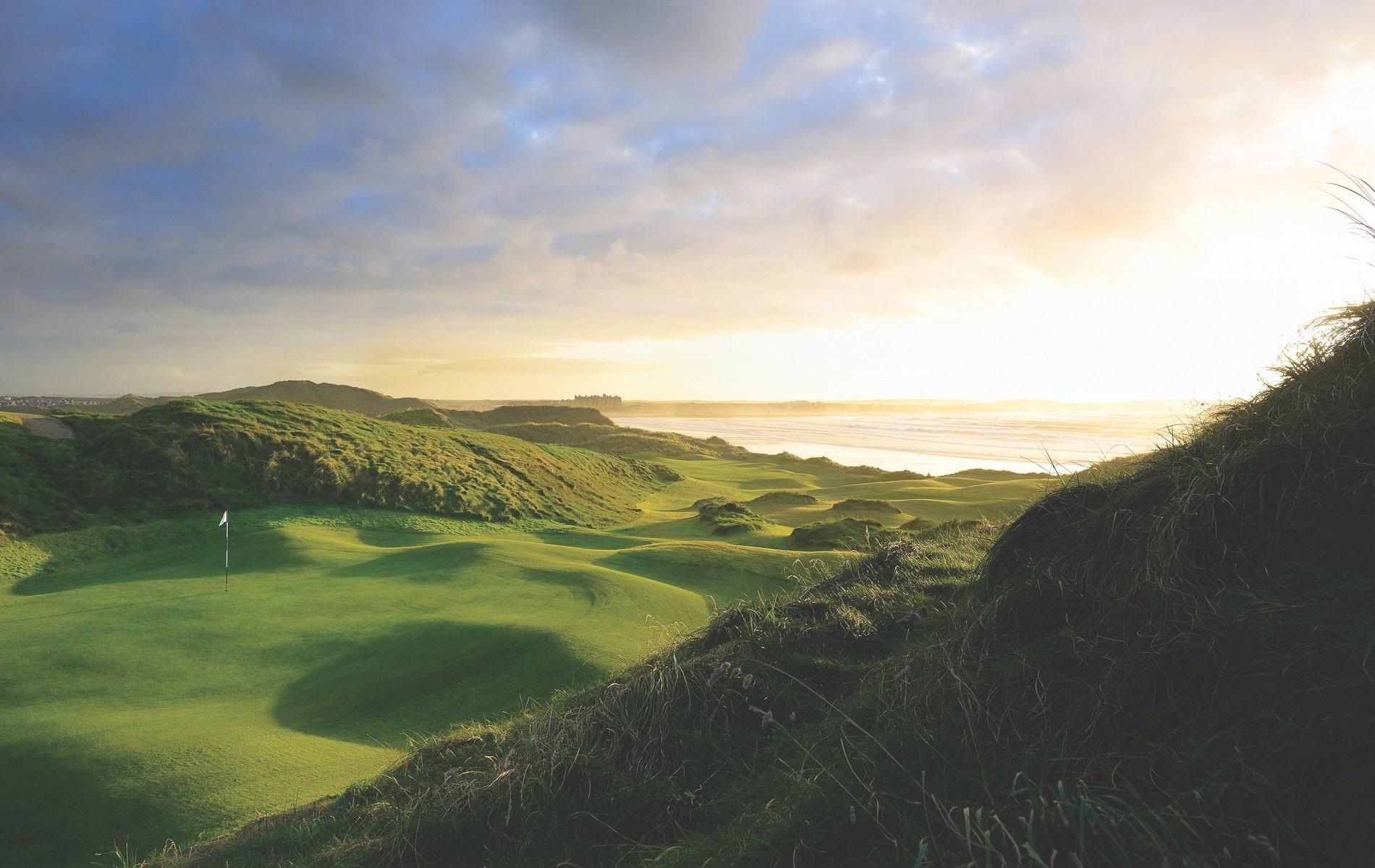 Trump International Golf Links, Ireland Golf, Golfscape