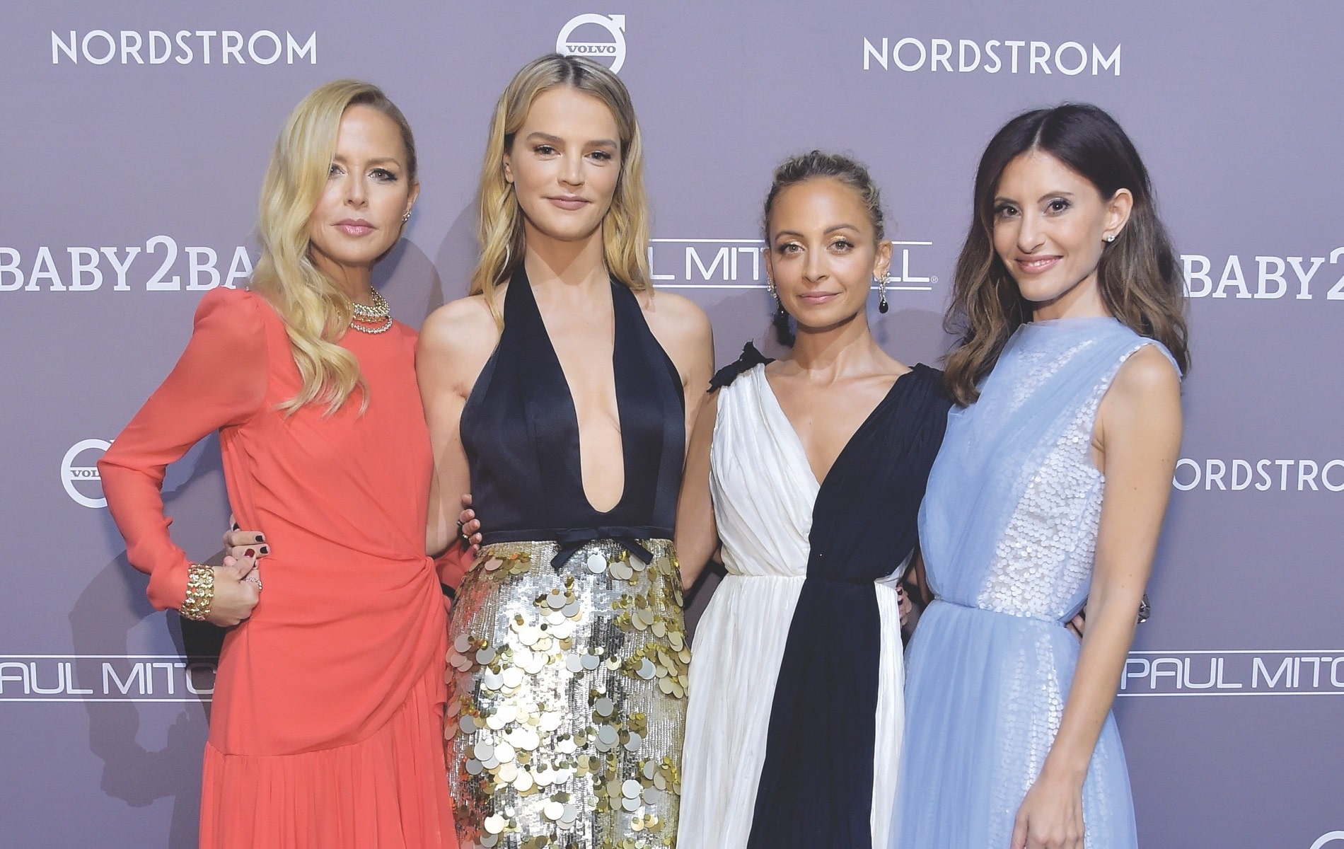 Rachel Zoe, Kelly Sawyer Patricof, Nicole Richie, Norah Weinstein, Baby2Baby Gala, Volvo, Paul Mitchell, Nordstrom