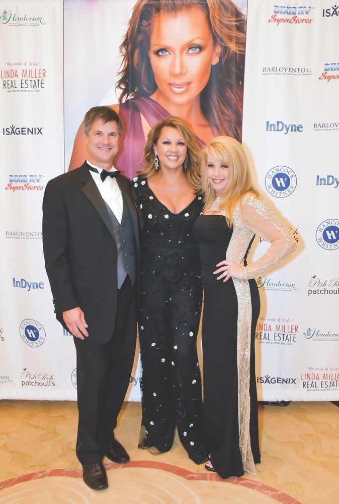 Ed McDonald, Donna McDonald, Henderson Beach Resort & Spa, Sinfonia Gulf Coast, Vanessa Williams