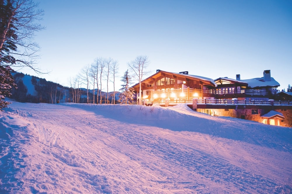 Visit Park City Utah, Stein Eriksen Lodge