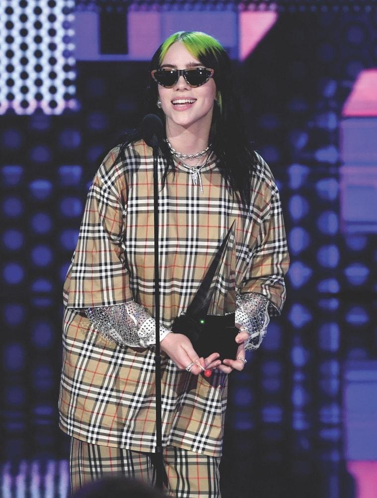 AMA Awards, 2019 AMA Awards, American Music Awards, Forty-Seventh Annual American Music Awards, The Microsoft Theater, Billie Eilish