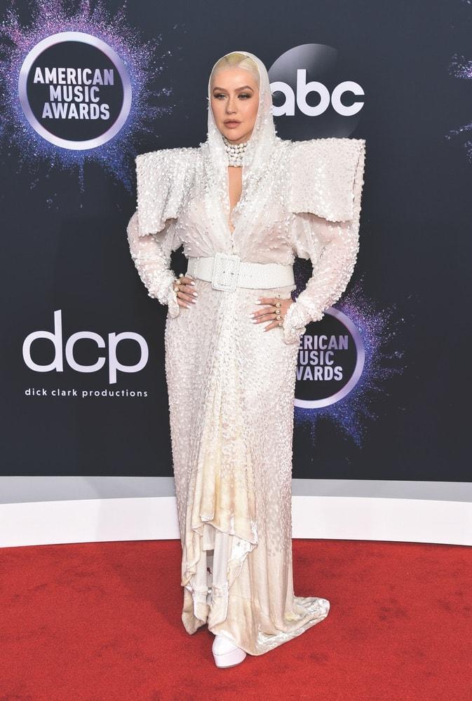 AMA Awards, 2019 AMA Awards, American Music Awards, Forty-Seventh Annual American Music Awards, The Microsoft Theater, Christina Aguilera