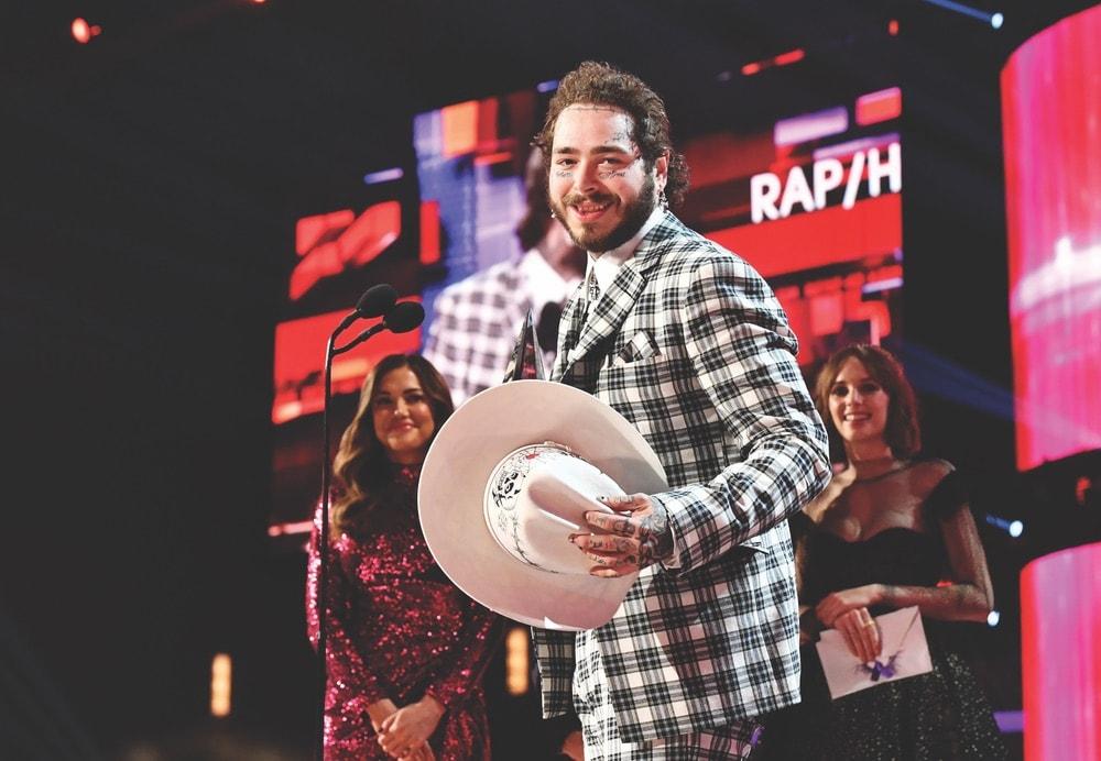 AMA Awards, 2019 AMA Awards, American Music Awards, Forty-Seventh Annual American Music Awards, The Microsoft Theater, Post Malone
