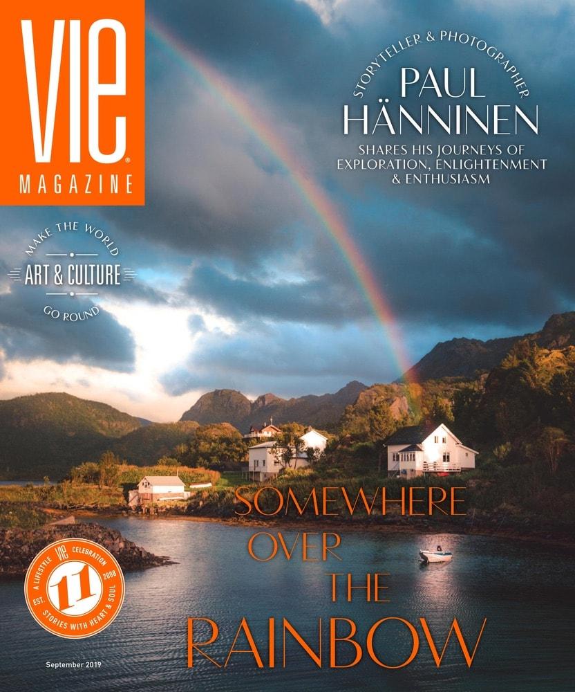 VIE Magazine September 2019 Art & Culture Issue