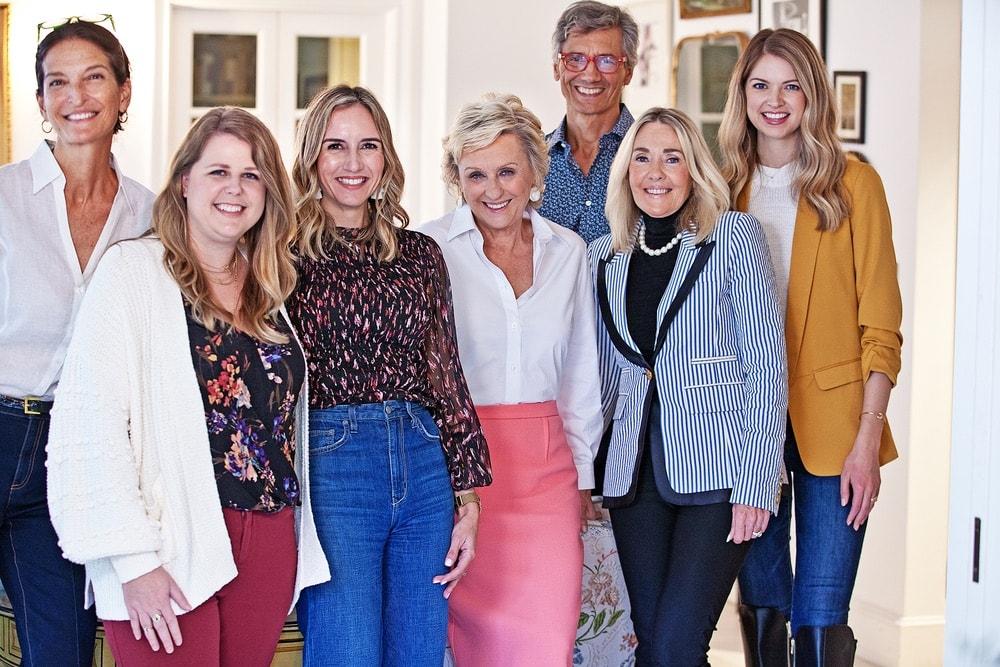 VIE magazine, Carol Wilson, Jordan Staggs, Tracey Thomas, Tina Brown, Carlo Pieroni, Lisa Burwell, Hannah Vermillion