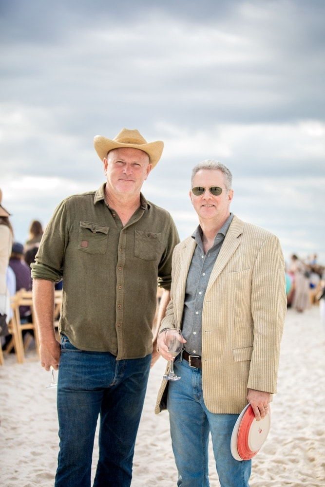 VIE Magazine, Jim Denevan, Gerald Burwell, Outstanding in the Field, Kaiya Beach Resort