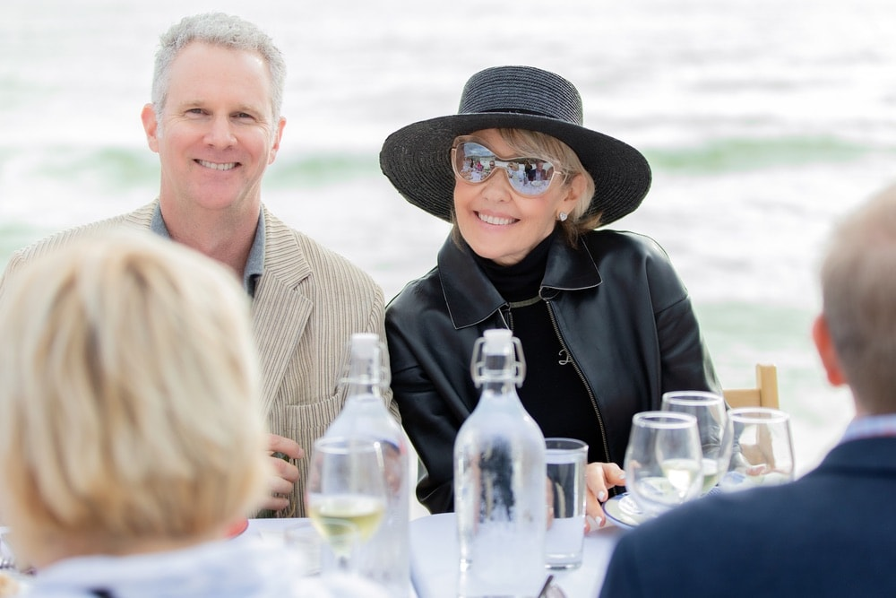 VIE Magazine, Lisa Burwell, Gerald Burwell, Outstanding in the Field, Kaiya Beach Resort