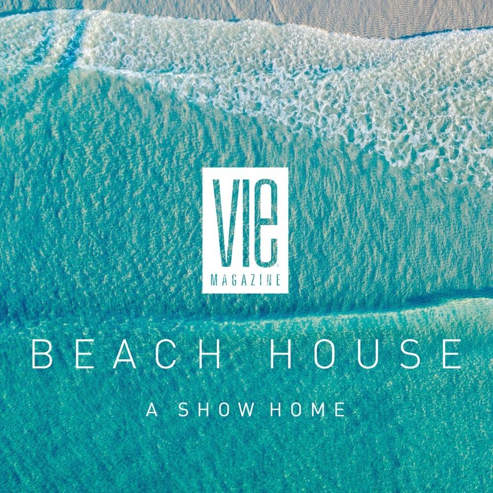 VIE magazine, vie beach house a showhome, q tile