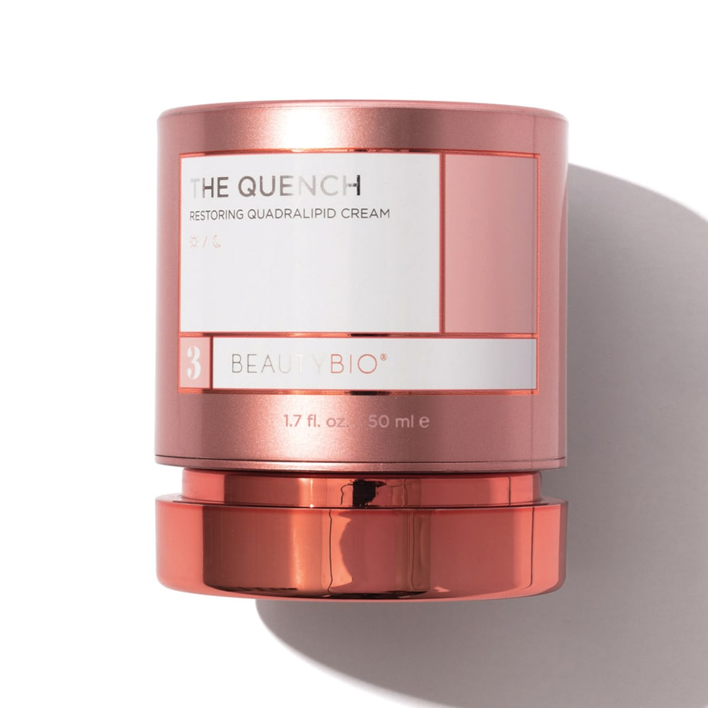 BeautyBio The Quench Quadralipid Rapid Recovery Cream