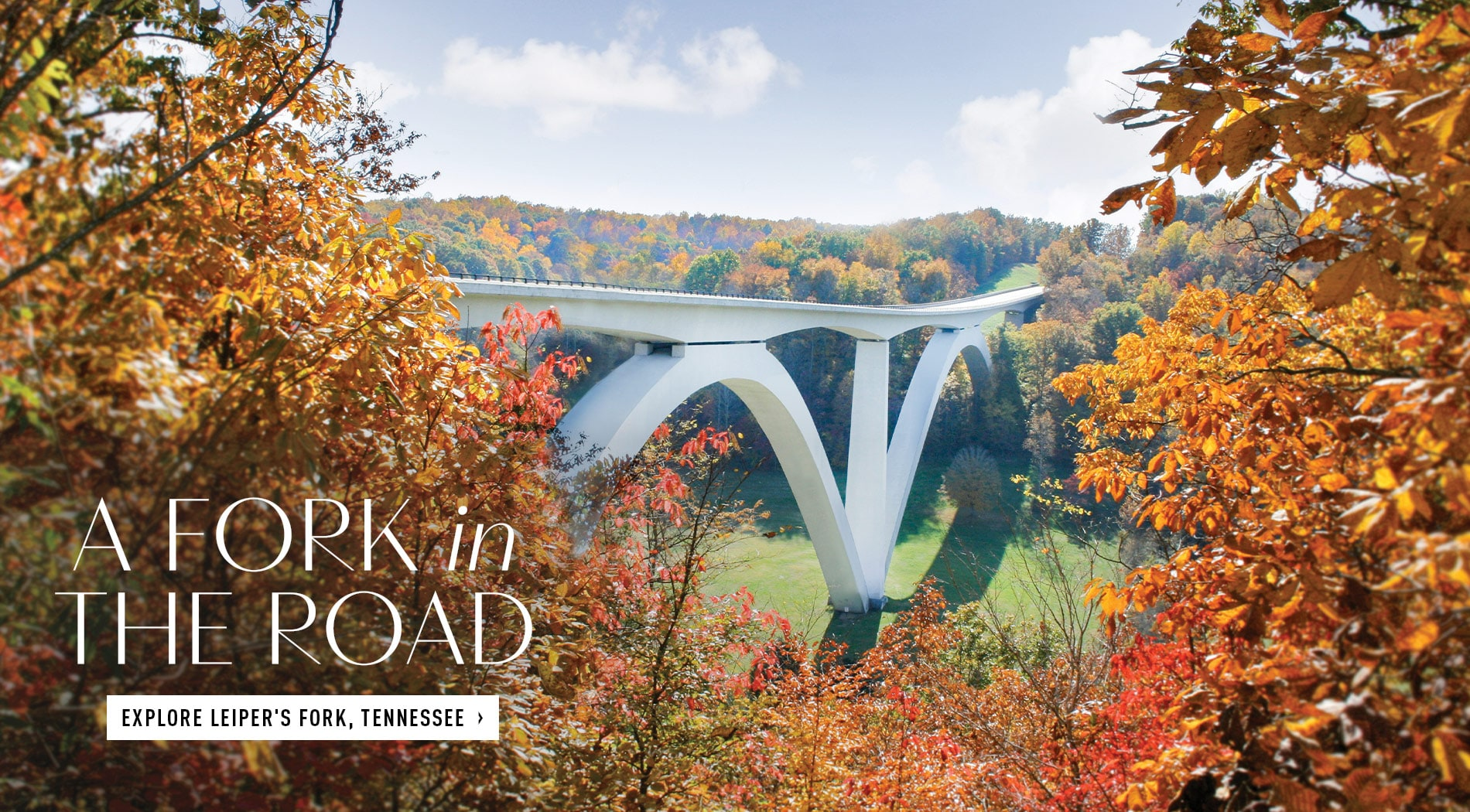 VIE Magazine - Travel Issue - January 2020 - Franklin and Leipers, Fork, Tennessee