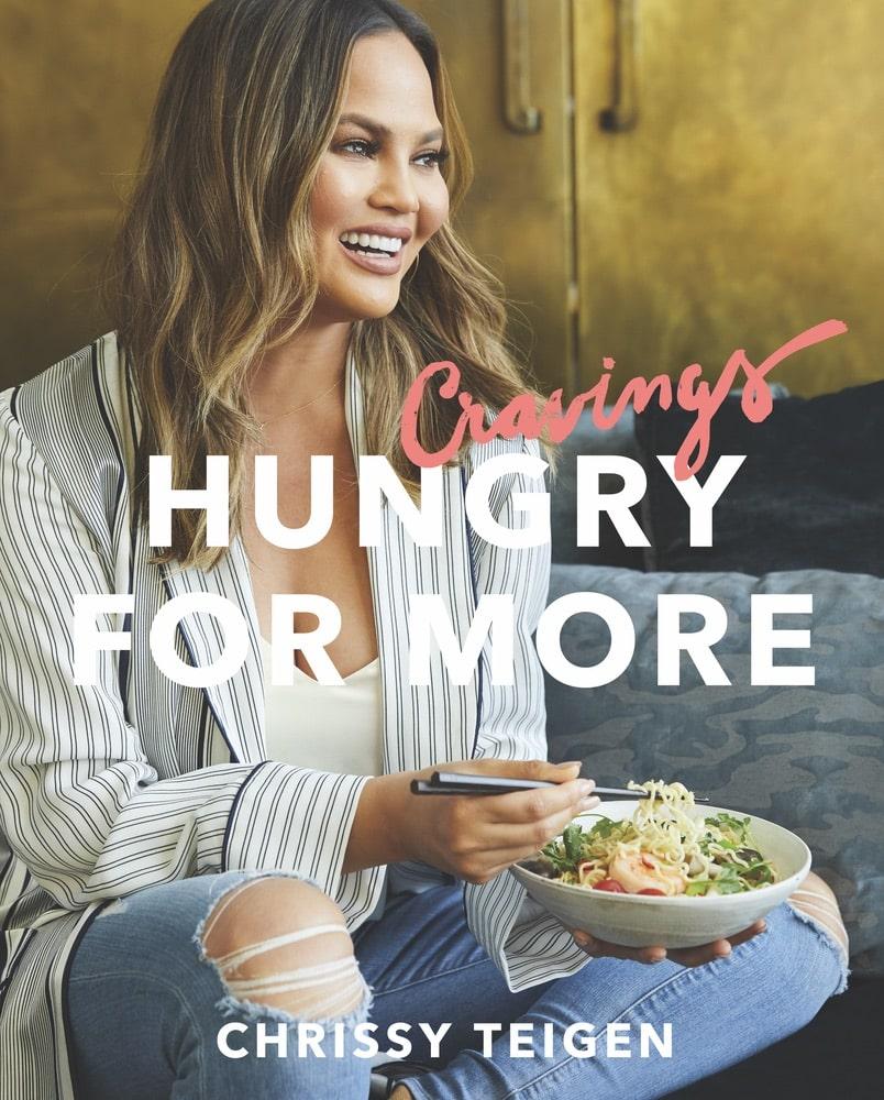 Cravings Hungry for More, Penguin Random House, Chrissy Teigen
