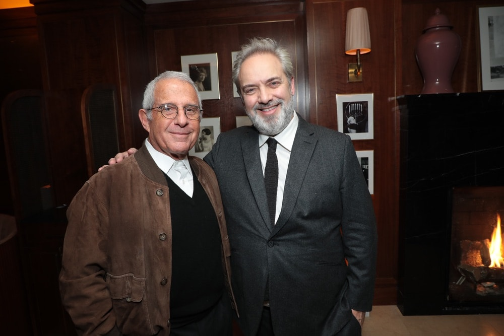 Sam Mendes, Ron Meyer, 1917, Universal Studios, DreamWorks Pictures, 92nd Oscars, The Oscars