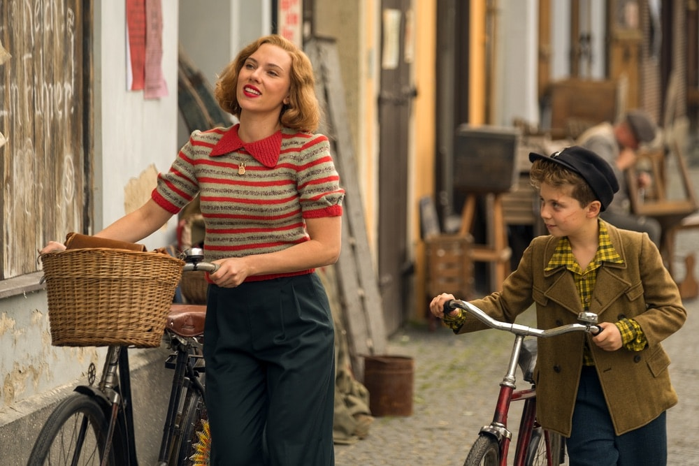 Jojo Rabbit, Twentieth Century Fox Film Corporation, Roman Griffin Davis, Scarlett Johansson, 92nd Oscars, The Oscars
