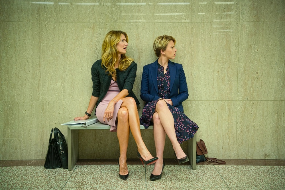 Laura Dern, Scarlett Johansson, Marriage Story, Netflix, 92nd Oscars, The Oscars