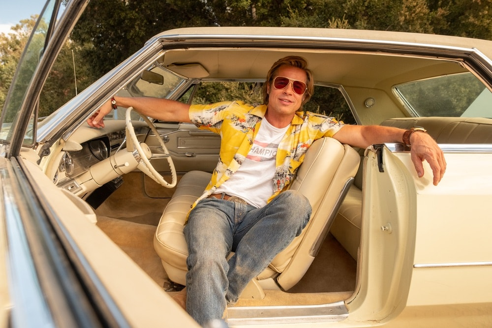 Once Upon a Time in Hollywood, Colombia Pictures, Brad Pitt, 92nd Oscars, The Oscars