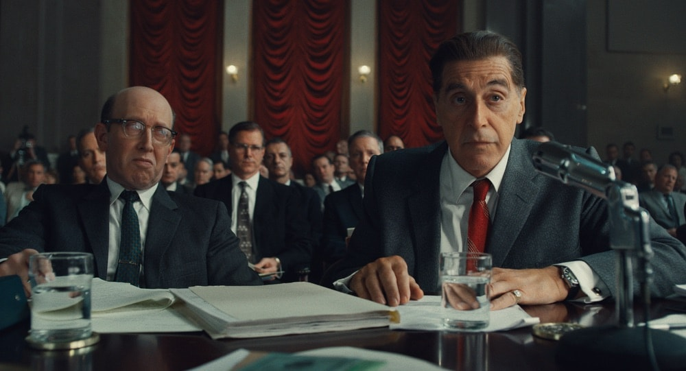 The Irishman, Al Pacino, Netflix, 92nd Oscars, The Oscars