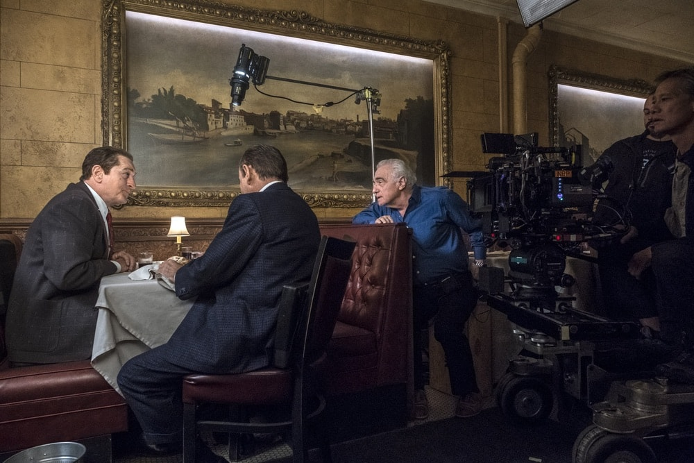 The Irishman, Martin Scorsese, Joe Pesci, Robert De Niro, Netflix, 92nd Oscars, The Oscars